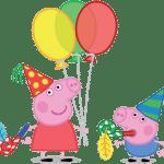 Decoración cumpleaños de niñas