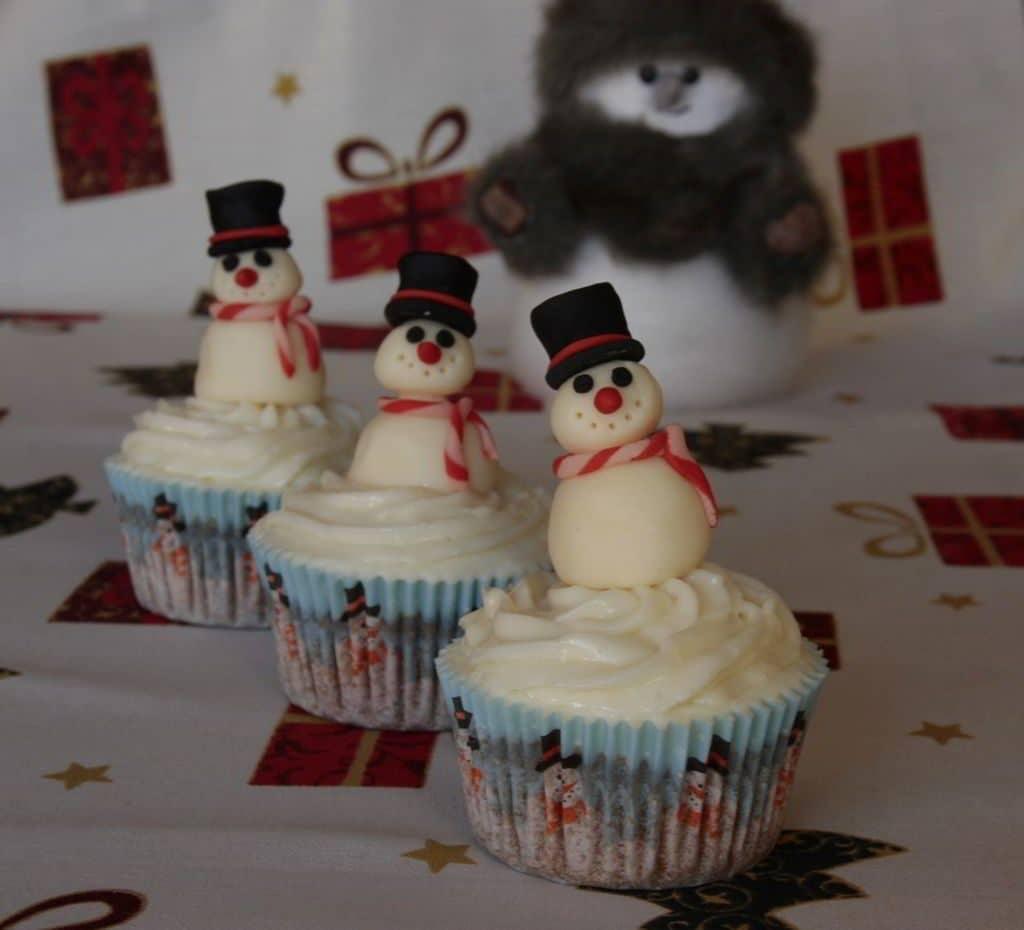 2 Recetas de Cupcakes - Dos Chocolates y Zanahorias