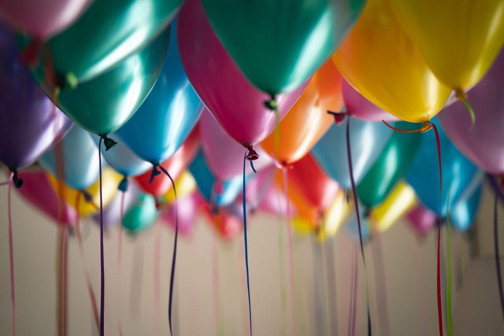 Decoracion de fiesta de cumpleaños