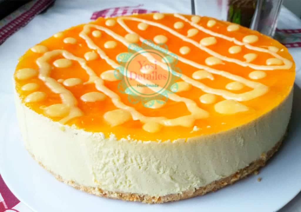 Tarta Mango