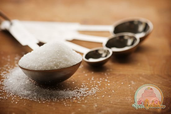 Los tipos de azúcar
